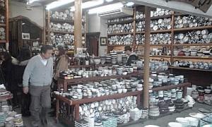 陶器屋さん