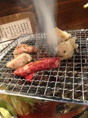 亀戸ホルモン_3種