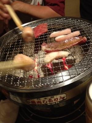 2012_05_28_ホルモン徳_ホルモン焼き