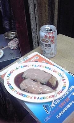 2012_09_30_肉の前川_鶏刺