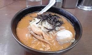 2012_12_07_大井町_江戸一_味噌ラーメン