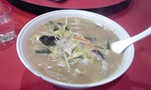 2012_12_12__華宴_豚肉入りタンメン