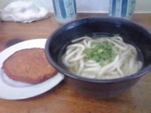 2013_07_11_多田製麺所_かけうどん小