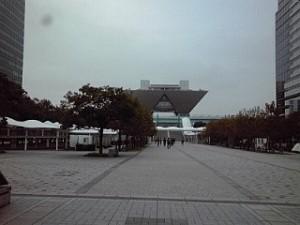 2013_10_06_国際展示場_ビッグサイト