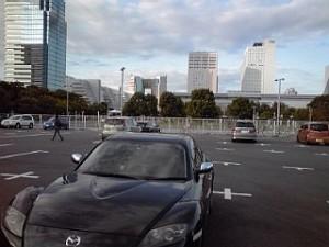 2013_10_13_国際展示場_駐車場2