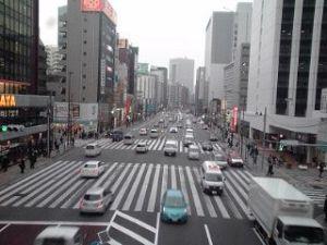 2015_01_31_01_田町駅_歩道橋