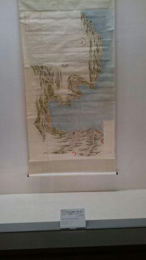 2015_11_28_01_国立博物館_伊能忠敬_日本地図4